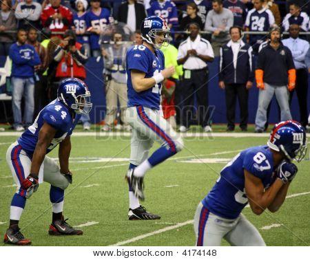 Cowboys Eli Manning