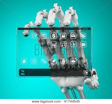 Concept Mobile Computer