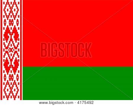 Byelorussia Flag