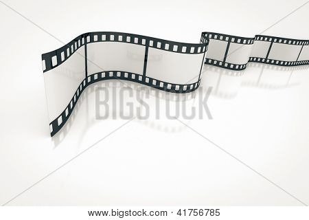 An image of a nice film strip background