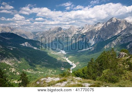 National Park Valbona National Park Albania