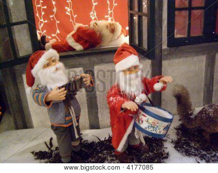 Weihnachtskarte Nr. 3