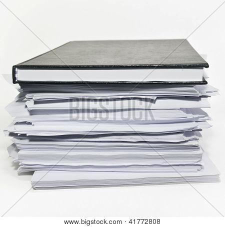 Stack Paperwork