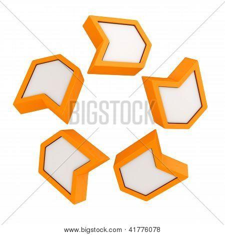 Cyclic Arrows