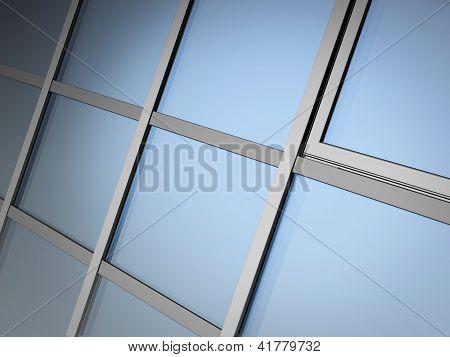 facade glazing system