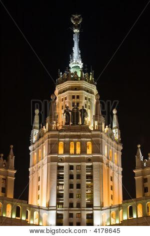Russian Skyscraper