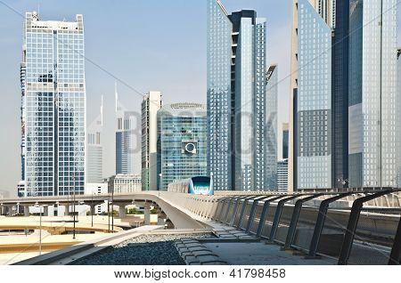 Modern Downtown - Dubai