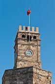 Antalya Landmark poster