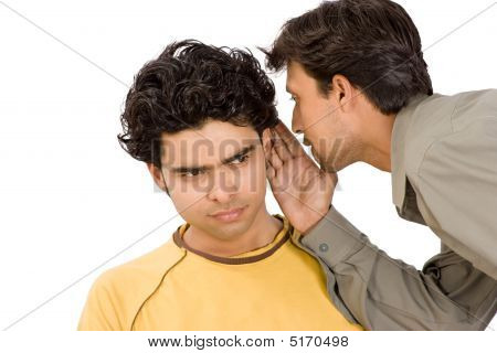 Share  Secrets Between Two Men