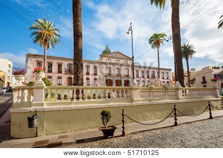 La Orotava. Tenerife, Canary Islands, Spain