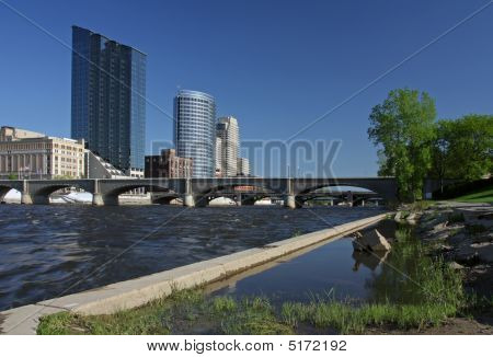 Grand Rapids mi Landschaft