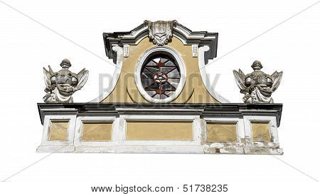 Old Pediment