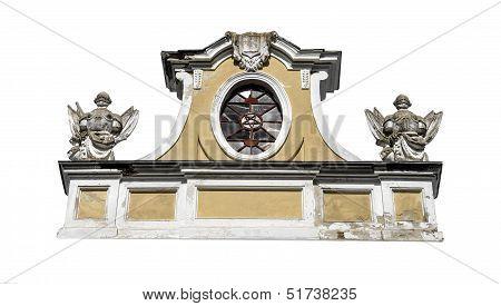 Old Pediment