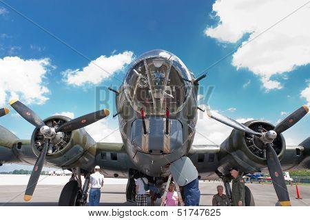 Boeing B-17 Bomber