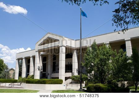Supreme Court Of Nevada