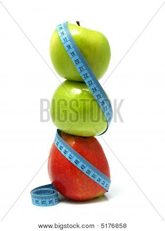 Health And Fitness - Apples
