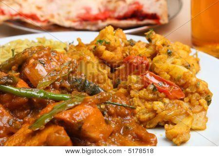 Chicken Jalfrezi Indian Curry