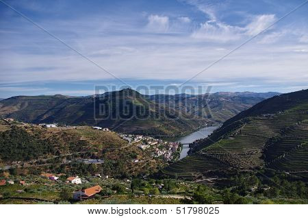 Douro Valley Landscpae