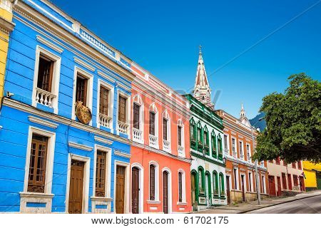 Colorful Facades