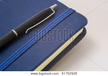 Notebook & Pen