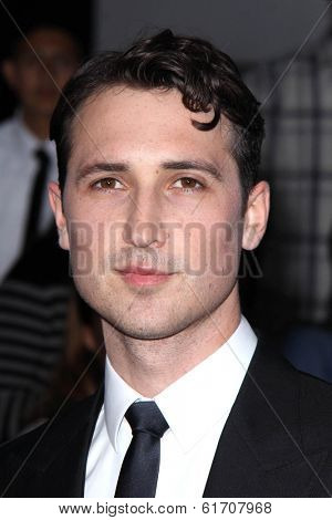 LOS ANGELES - MAR 18:  Ben Lloyd-Hughes at the