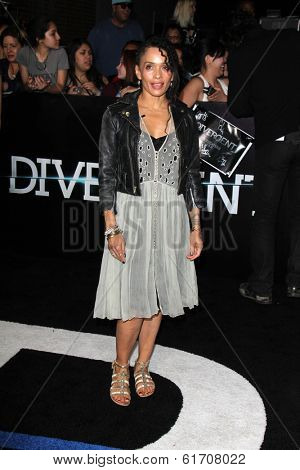 LOS ANGELES - MAR 18:  Lisa Bonet at the