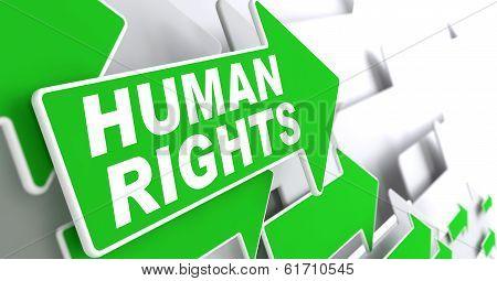 Human Rights on Green Arrow.