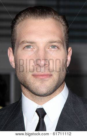 LOS ANGELES - MAR 18:  Jai Courtney at the