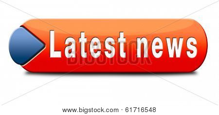 Latest hot news breaking latest article or press release on a daily basis