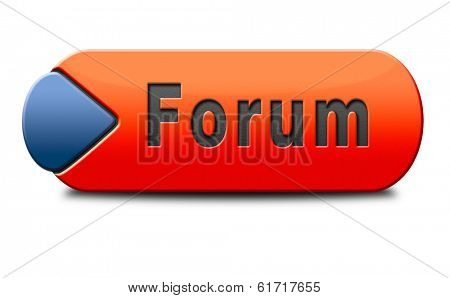 forum internet website www logon login discussion