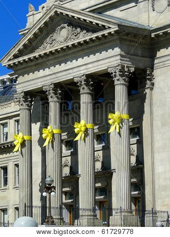 Yellow Ribbons of Remembrance
