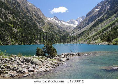 Lac du Gaube, Pyrenees, France
