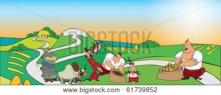 Vector - Cossacks
