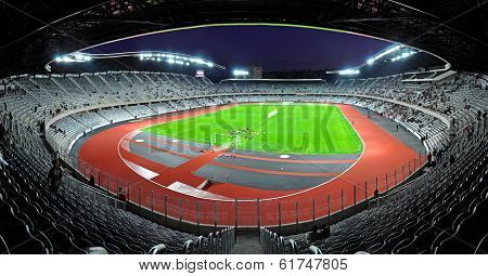 Cluj Arena Soccer Stadium, Romania
