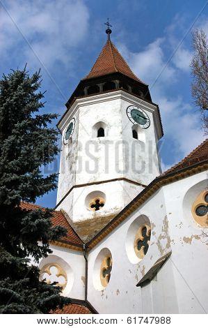 Saxon Fortified Church. Prejmer, Transylvania