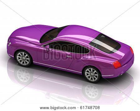 Premium concept automobile