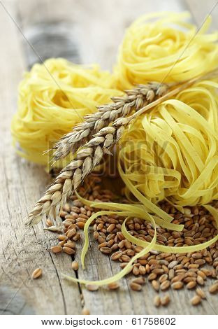 Pasta and grains