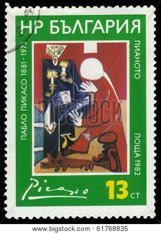 Pablo Picasso, Pianist