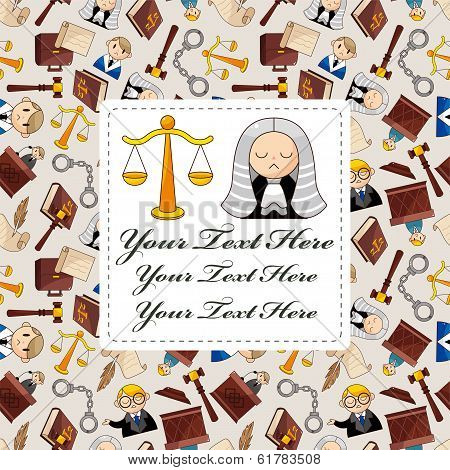 Law Card