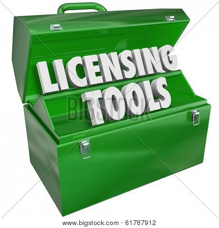 Licensing Tools Toolbox Authorization Official Certification