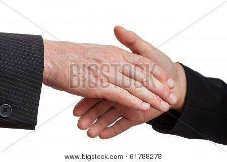 Dominating Handshake