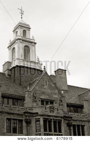 Davenport College tower