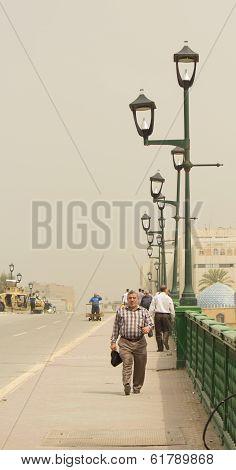 Bridge martyrs in Baghdad