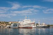 stock photo of sevastopol  - SEVASTOPOL - JPG