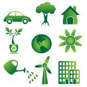 Постер, плакат: Икона Установка экологии