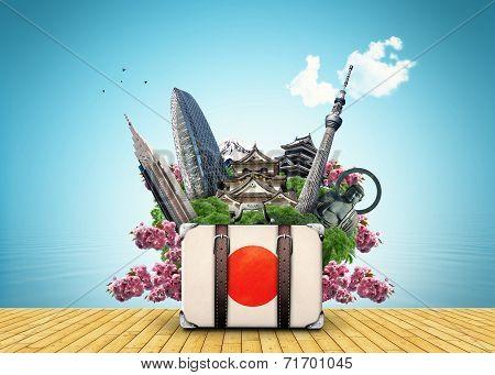 Japan, japan landmarks