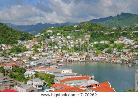 Grenada Harbor