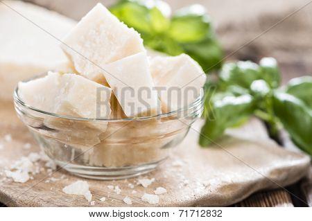 Portion Of Parmesan