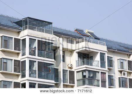 Apartment Building - Urban Living