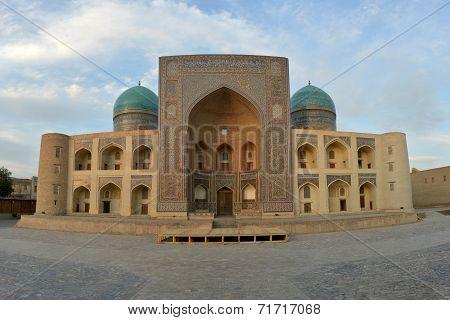 Mir-i Arab Medrese - Bukhara